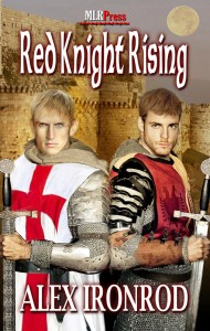 Red Knight Rising Cover