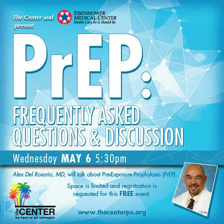PReP: Frequently Asked Questions