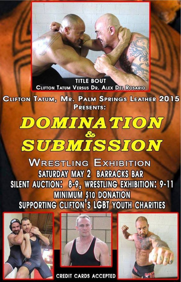 Domination and Submission Wrestling Exhibition