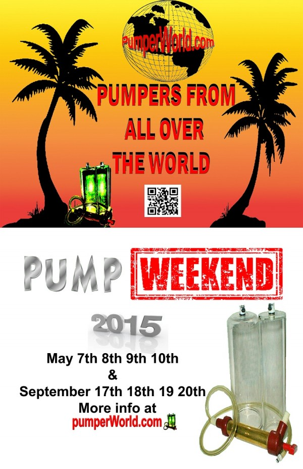 Pump Weekend