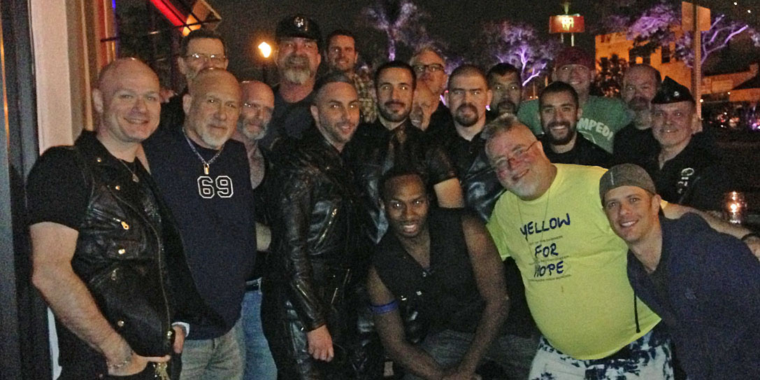 Some FMSD Men