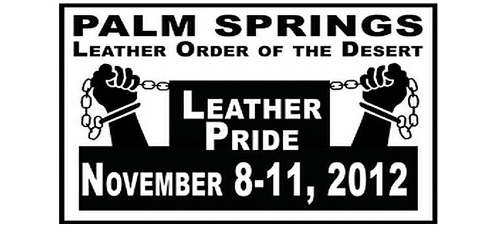 Leather Pride 2012