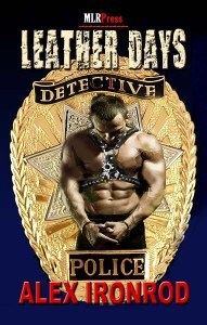 Leather Days Book Cover