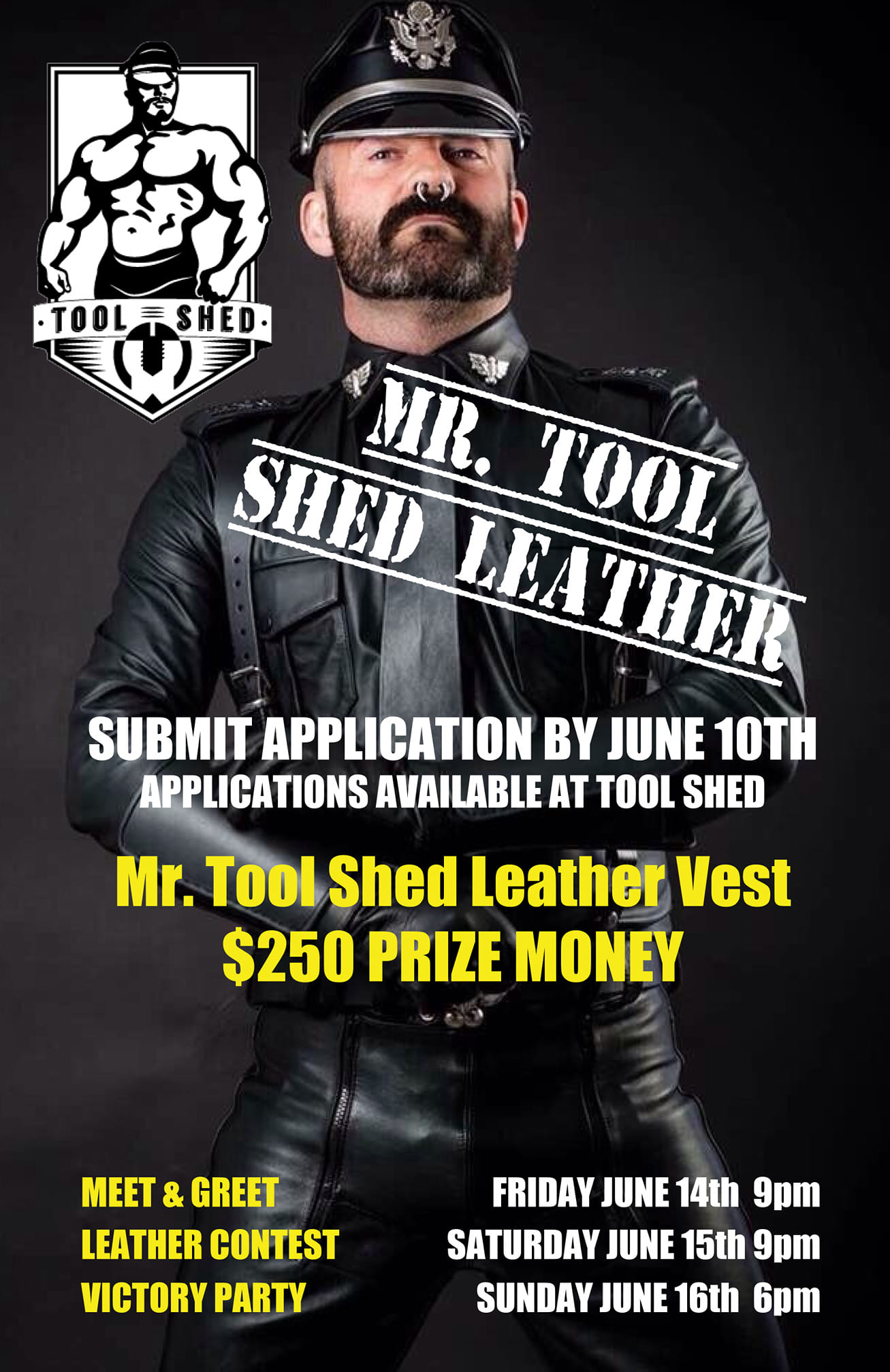 Mr. Tool Shed Leather