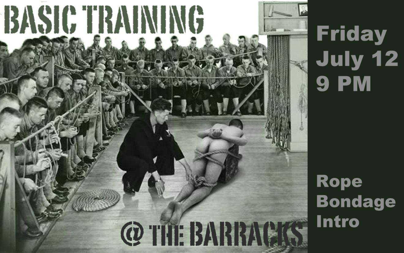 Basic Training template
